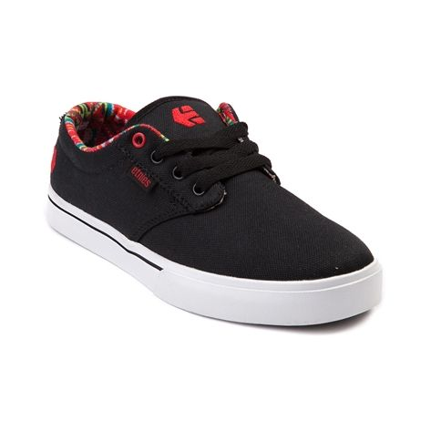 Shop for Womens etnies Jameson Skate Shoe in Black Red at Shi by Journeys. Shop today for the hottest brands in womens shoes at Journeys.com.