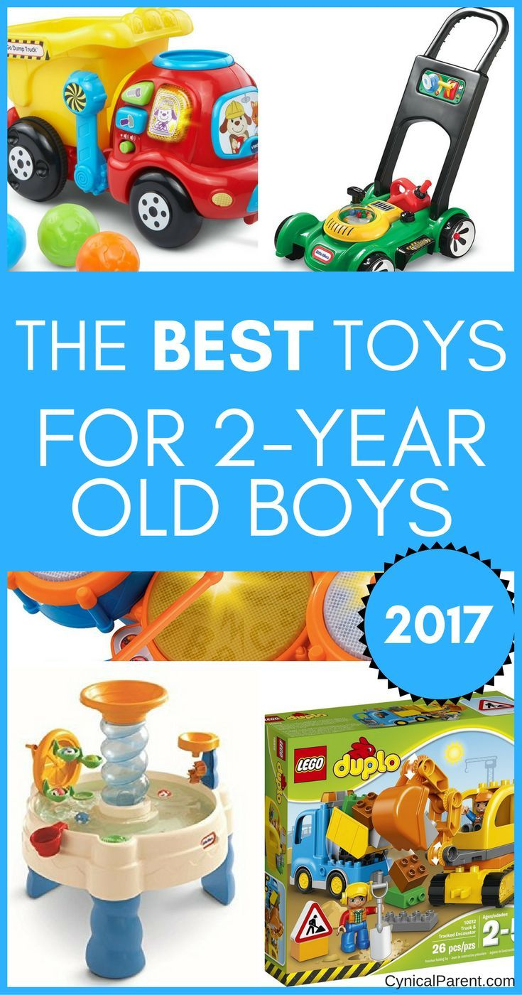 Best Toys for 2 Year Old Boys: 2017 Holiday Season Edition ...