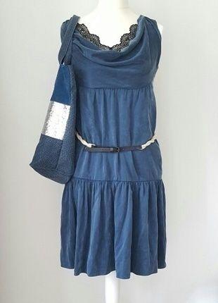 6c9017e11456 Kaufe meinen Artikel bei  Kleiderkreisel http   www.kleiderkreisel .de damenmode kurze-kleider 133978798-luxus-sommer-seidenkleid-neu