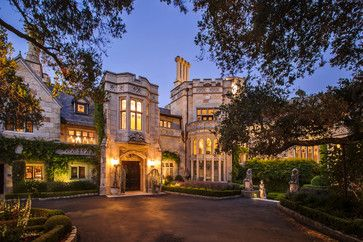 Chiltern Estate - eclectic - exterior - san francisco - Dennis Mayer, Photographer  and this can be yours for a mere 38 million....