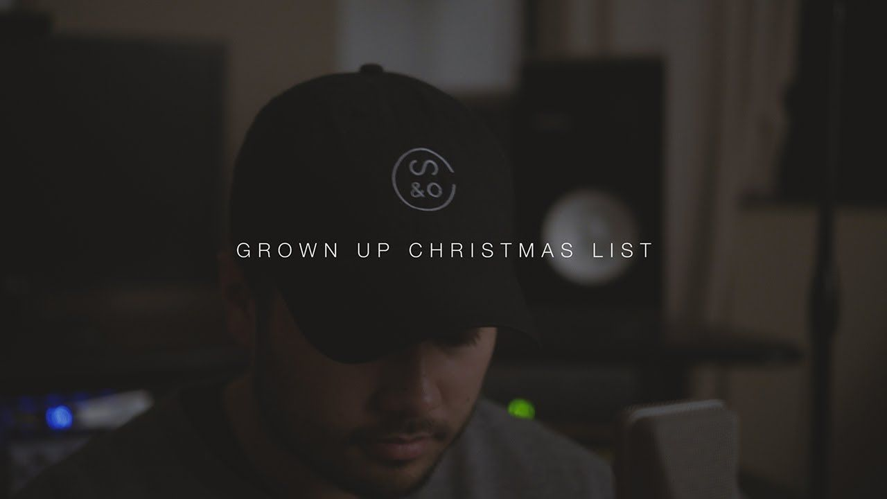 grown up christmas list amy grant cover by travis atreo - Amy Grant Grown Up Christmas List