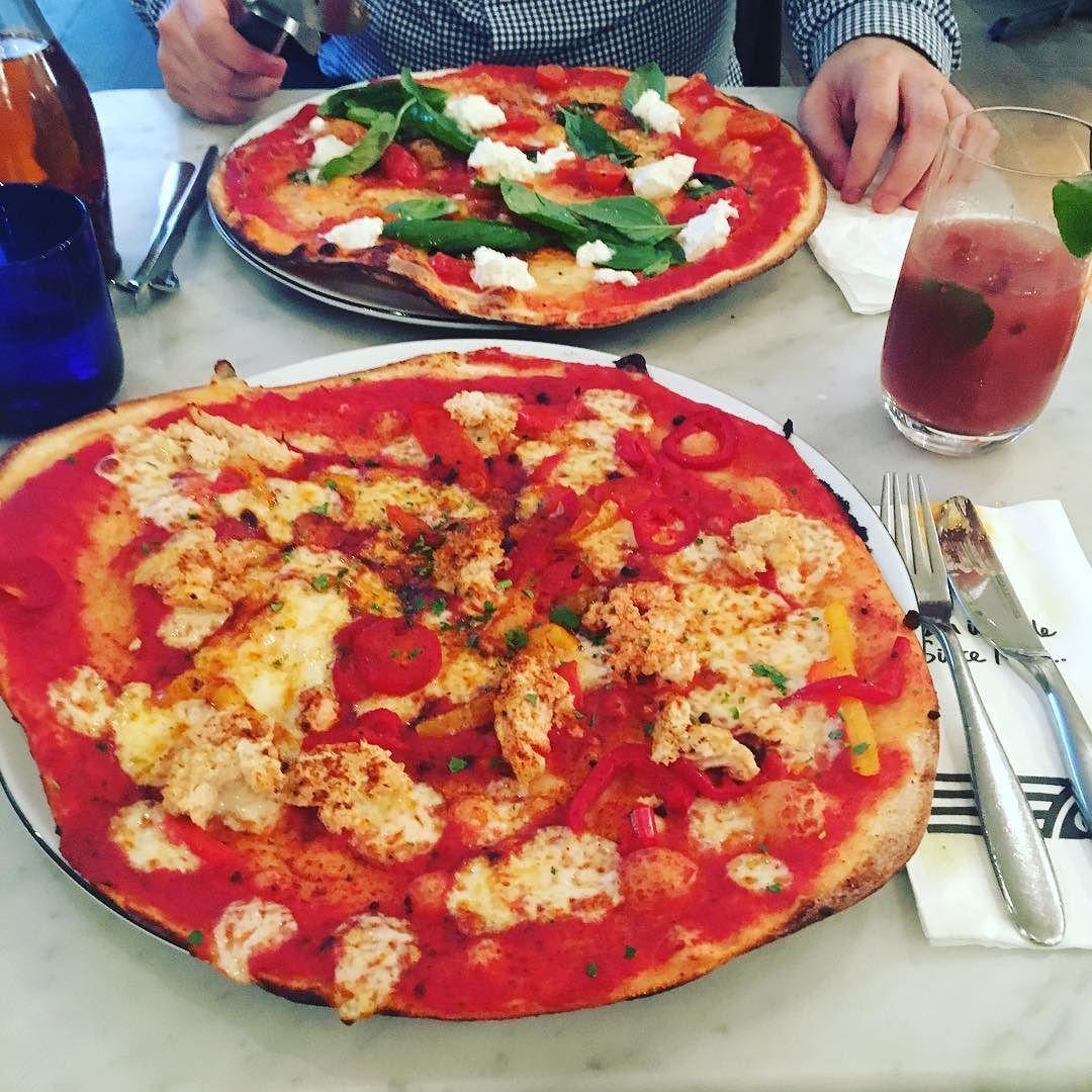 Pizza Mondays  #Pizza #Yummy #instafood #Foodporn #Foodie #londonfoodie #pizzaexpress by celiamartnezal