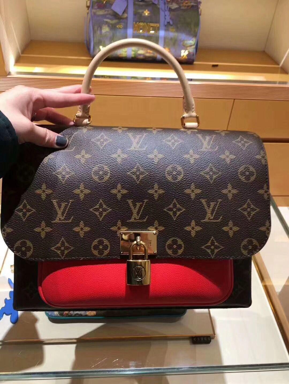 069068837b Louis Vuitton Marignan Messenger Bag M44286   I want it in 2019 ...