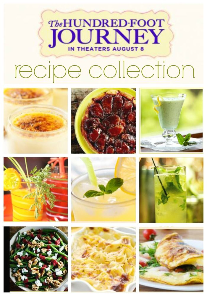The hundred foot journey recipe collection 100footjourney ad the hundred foot journey recipe collection 100footjourney ad recipe forumfinder Choice Image