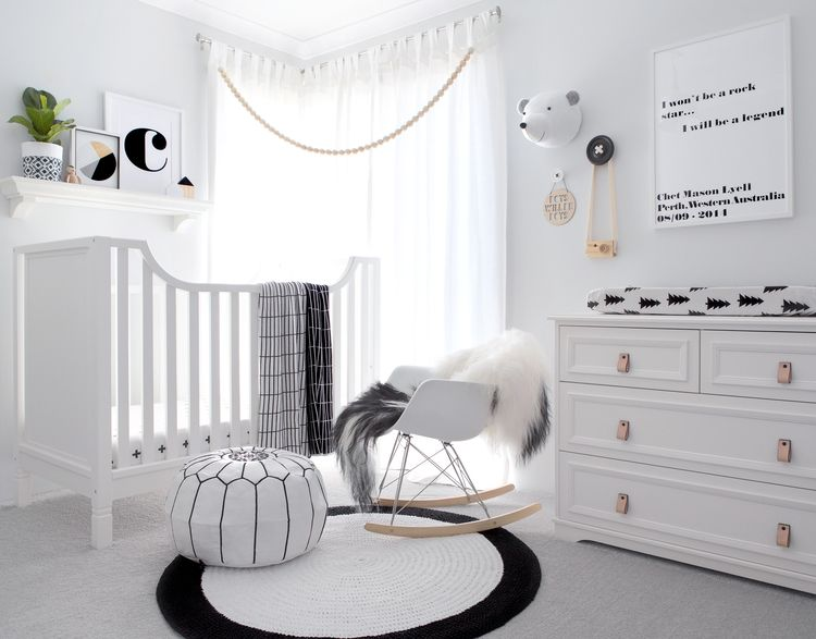 Ideas Dormitorio Infantil Estilo Nórdico Kids Room