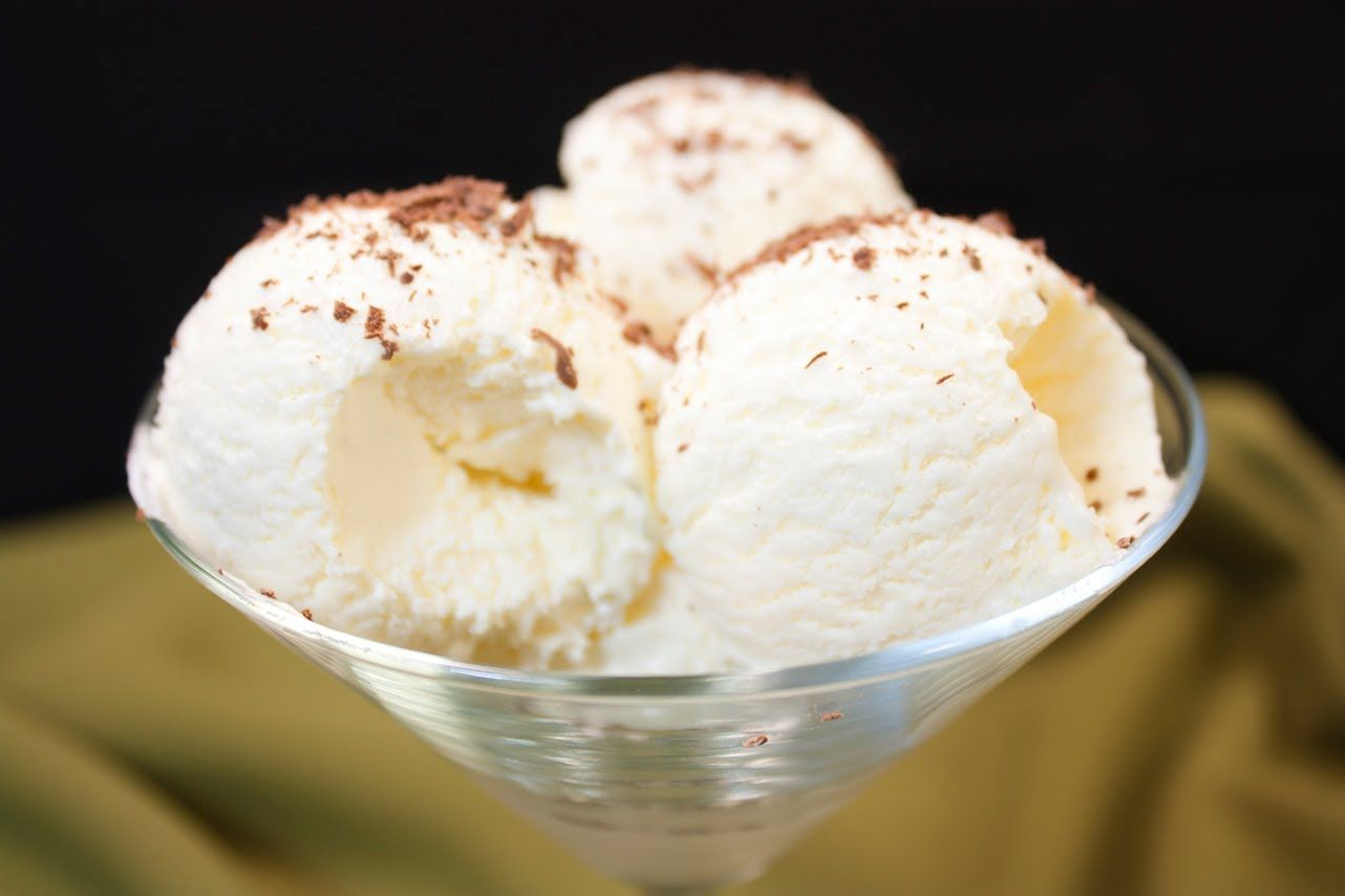 фото мороженого пломбир