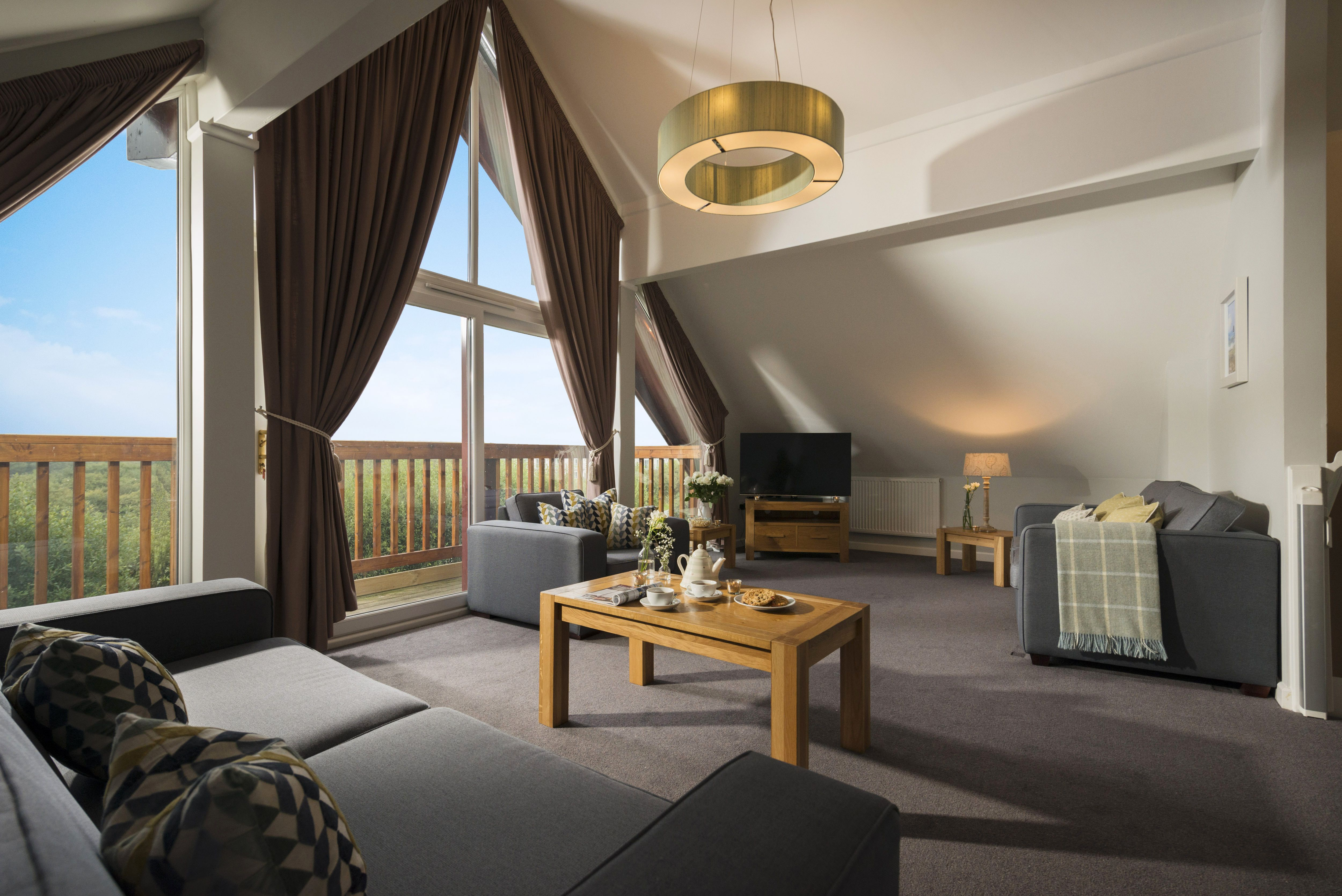 . Superior Lodge 4 Lounge  Retallack Resort   Spa   A selection of our