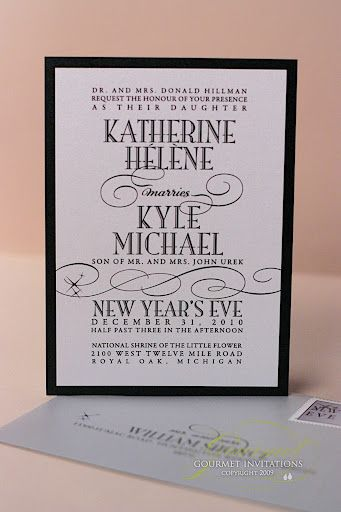 new years eve wedding invitations new years eve wedding invitation invitation different fonts black and white invitation modern invitations