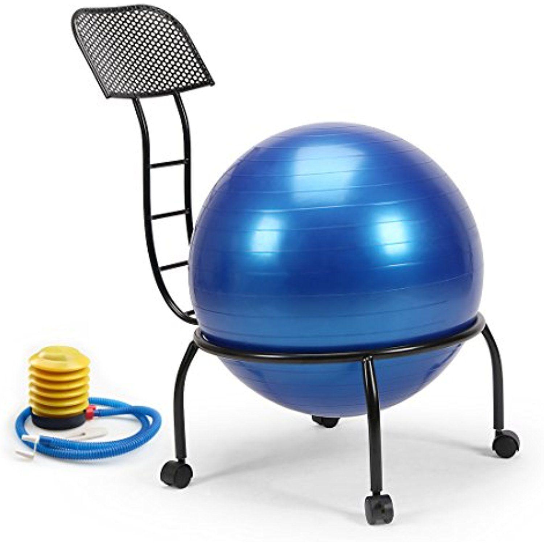 Live Up Balance Ball posture Chair Exercise Yoga ball