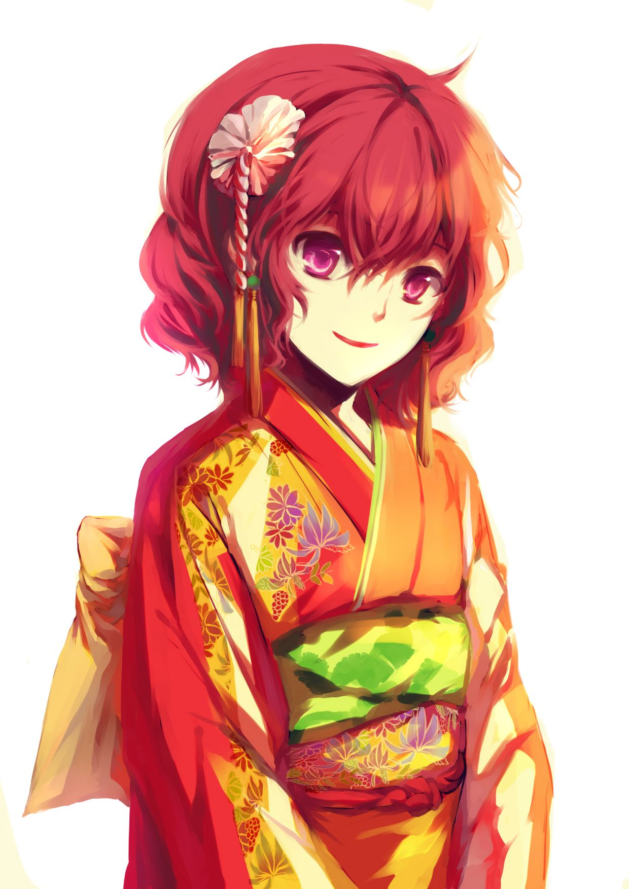 Tags Akatsuki no Yona, Yona (Akatsuki no Yona), Happy