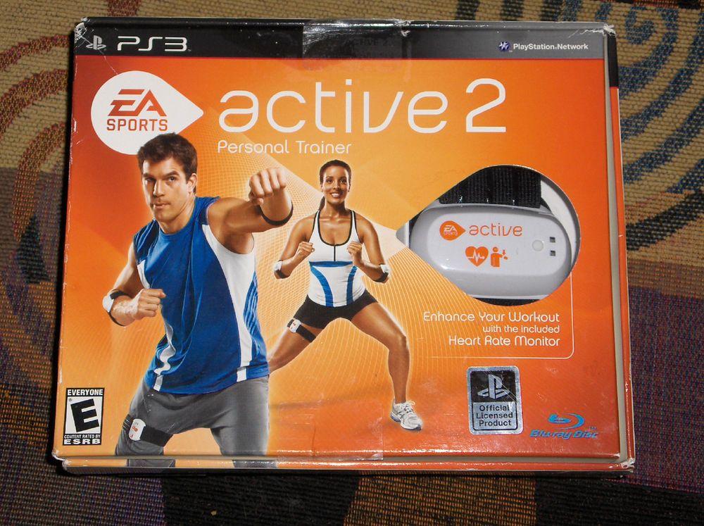EA Sports Active 2 Playstation 3 EA SPORTS PERSONAL