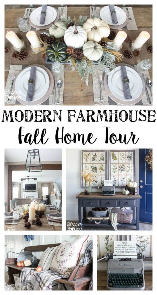 2015 Fall Home Tour Part Two Autumn Home Home Decor Fall Home
