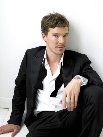 Benedict Cumberbatch - just yum