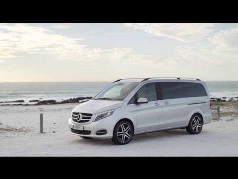 Mercedes-Benz V250 BlueTEC AVANTGARDE Design Review