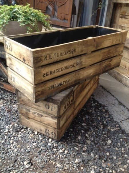 Timber Planter Box 1m Long Raised Garden Bed Wooden Box Trough Other Home Garden Gumtree Aus Long Raised Garden Beds Timber Planter Boxes Timber Planters