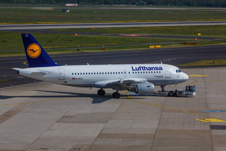 Bild zu Lufthansa, Airbus