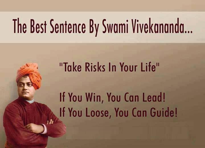 Swami Vivekananda Quotes Suvichar Pinte