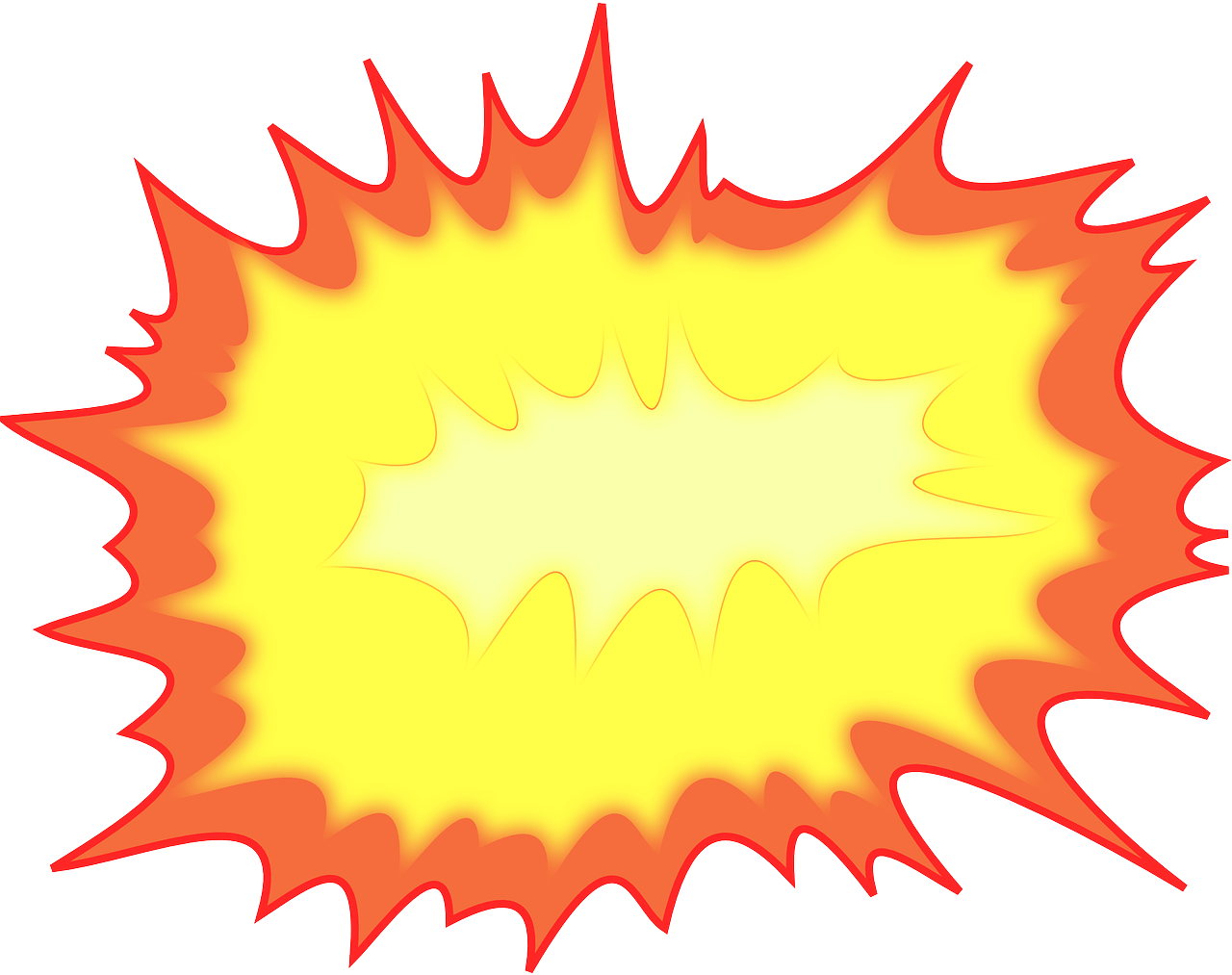 Free Image on Pixabay Burst, Explosion, Fire, Noise in