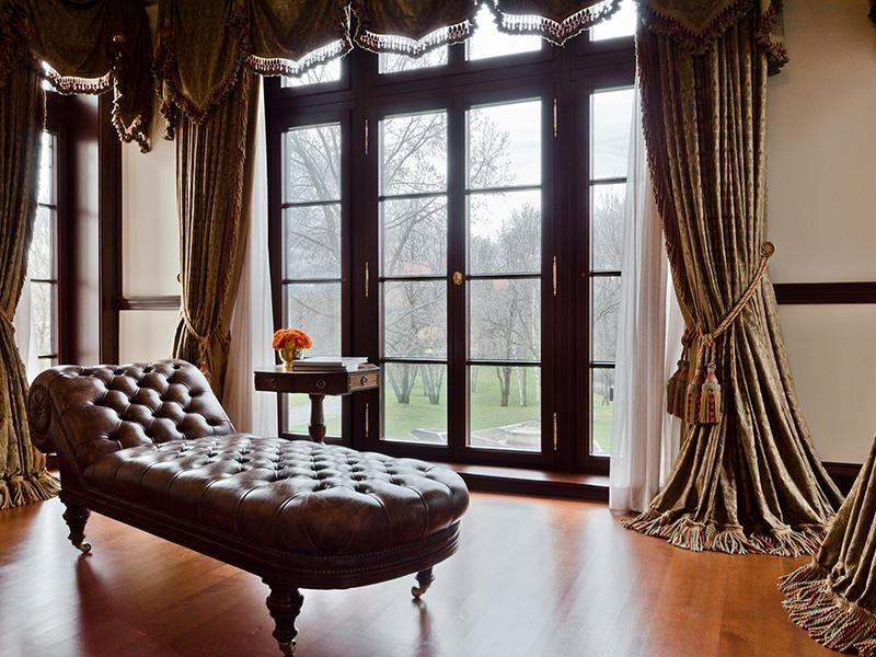 Image result for Stunning Upholstery and Window Furnishing