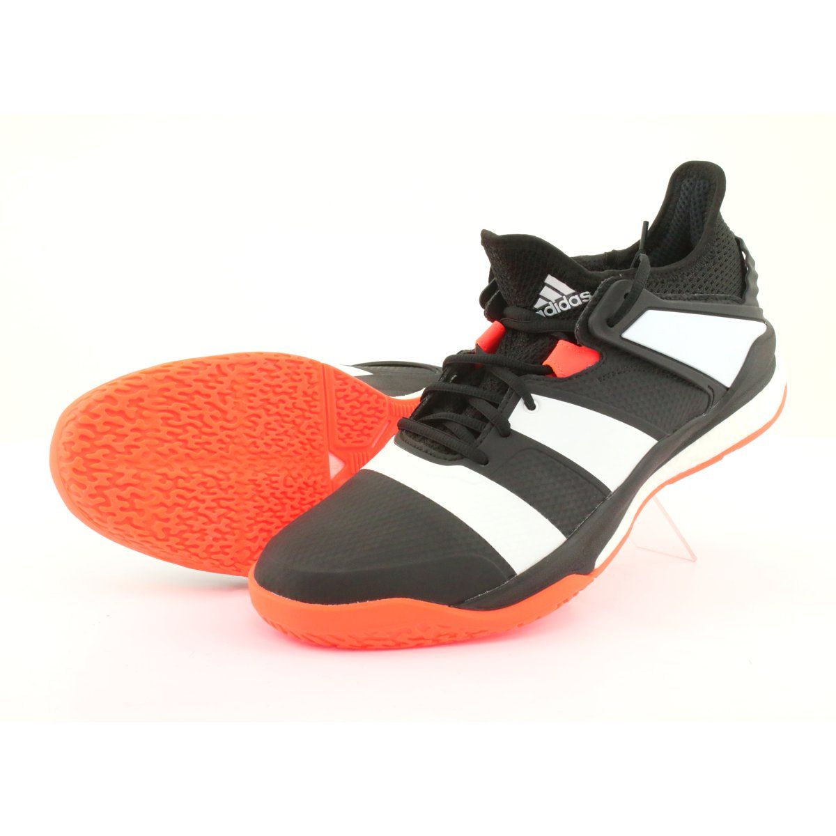 Siatkowka Sport Adidas Buty Adidas Stabil X M G26421 Adidas Samba Sneakers Adidas Sneakers Baby Shoes