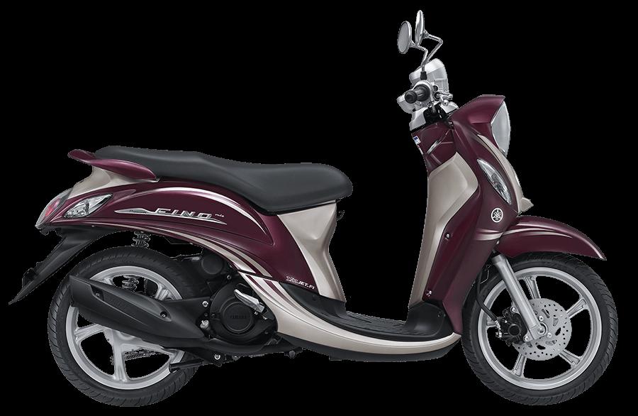 Pilihan Warna Yamaha Fino Fi, Kredit Motor DP Murah