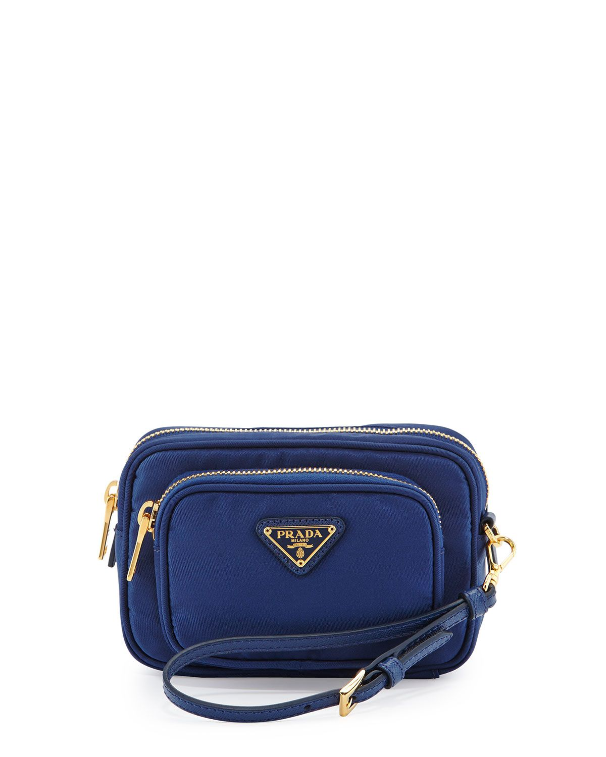 821c394dc24c czech prada bt0933 tessuto nylon saffiano leather trim crossbody bag royal.  roll on to zoom in b27c7 674dd  discount code for tessuto small pocket  crossbody ...
