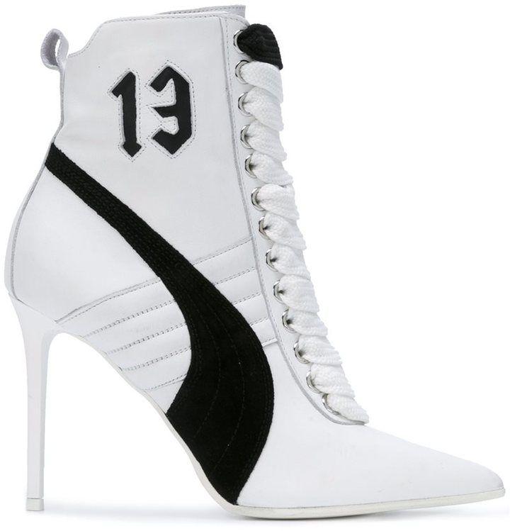 watch 59d58 56467 Fenty Puma x Rihanna high heel sneakers | Clothes, shoes ...
