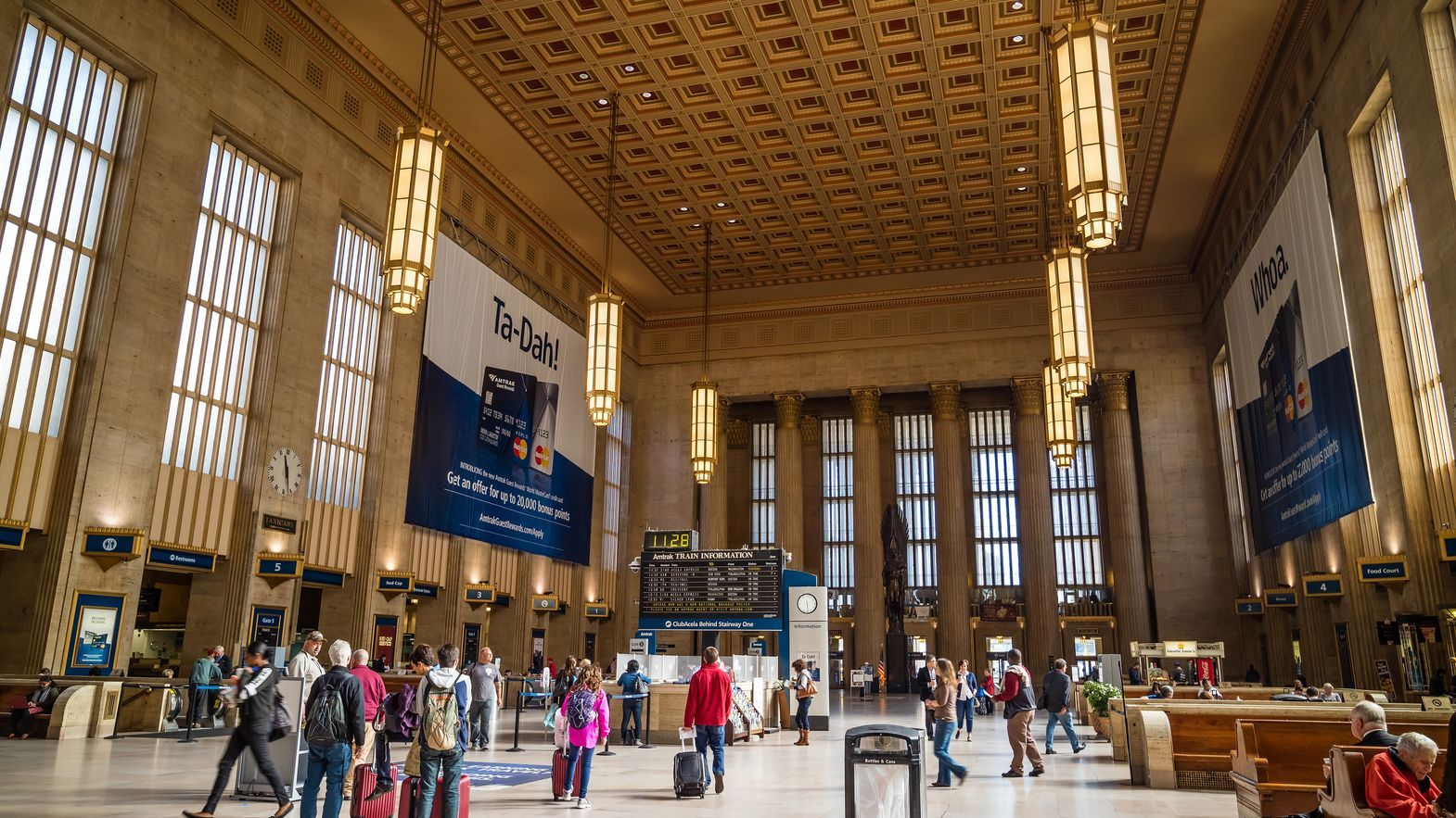 The ultimate guide to 30th street station 30th street