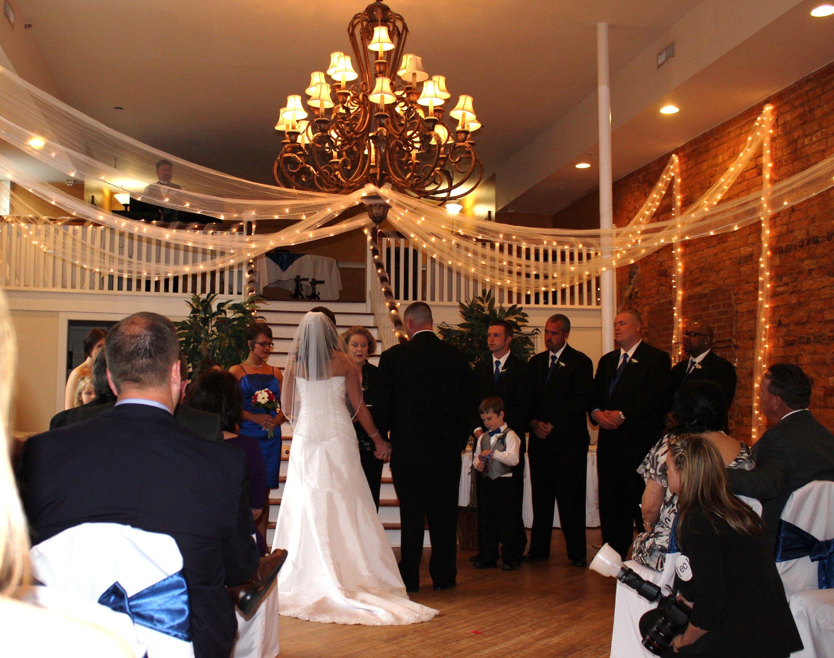Events At The Davenport Wedding Greer SC Brenda M Owen Officiant Minister