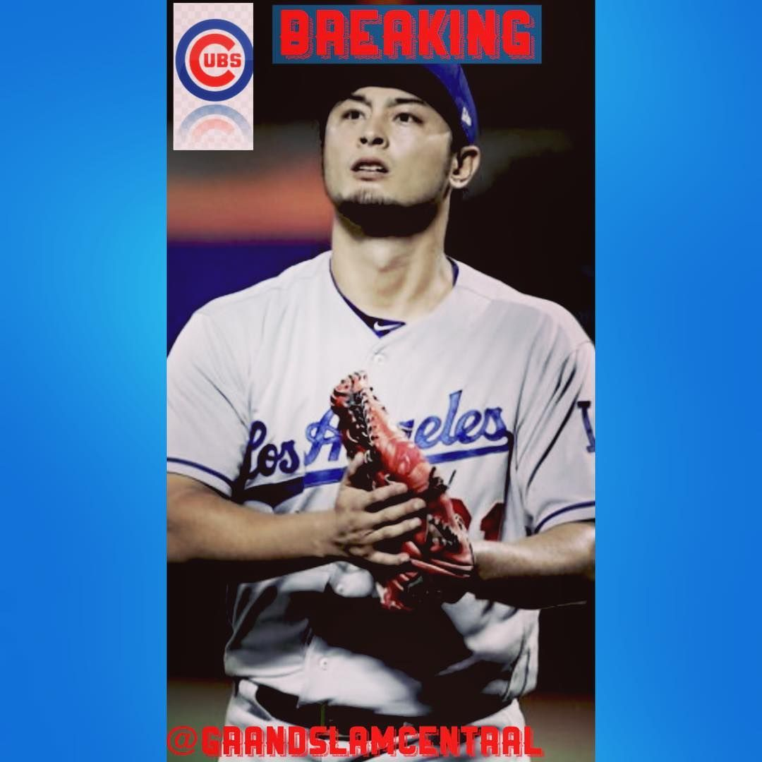 Breaking: Cubs Sign RHP Yu Darvish To A 6 Year 126 Million