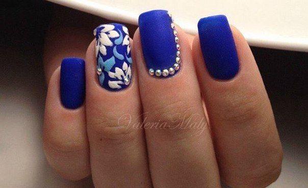 Красивый дизайн ногтей лак гель