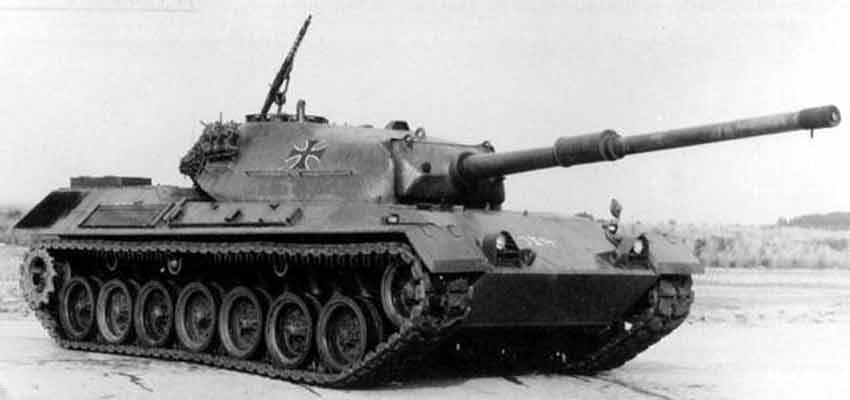 Leopard 1 Prototype A Tank Konzepts World Of Tanks Armored