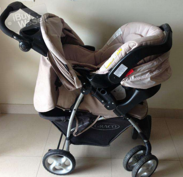 Stoller plus Car Seat Buy and Sell for FREE online