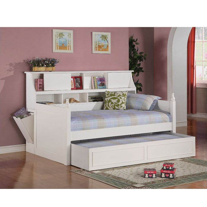 The Daisy collection is designed to fit the lifestyle of any young lady. Trundle  BedsTwin ... - The Daisy Collection Is Designed To Fit The Lifestyle Of Any Young