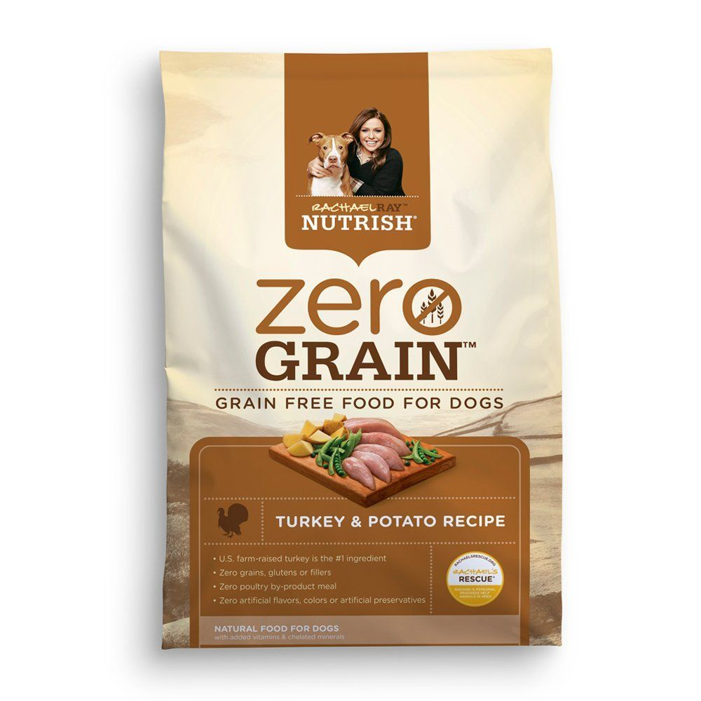Rachael Ray Nutrish Zero Grain Natural Dry Dog Food For More