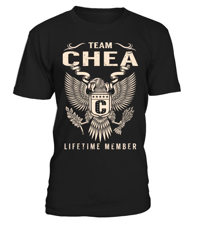 Team CHEA - Lifetime Member