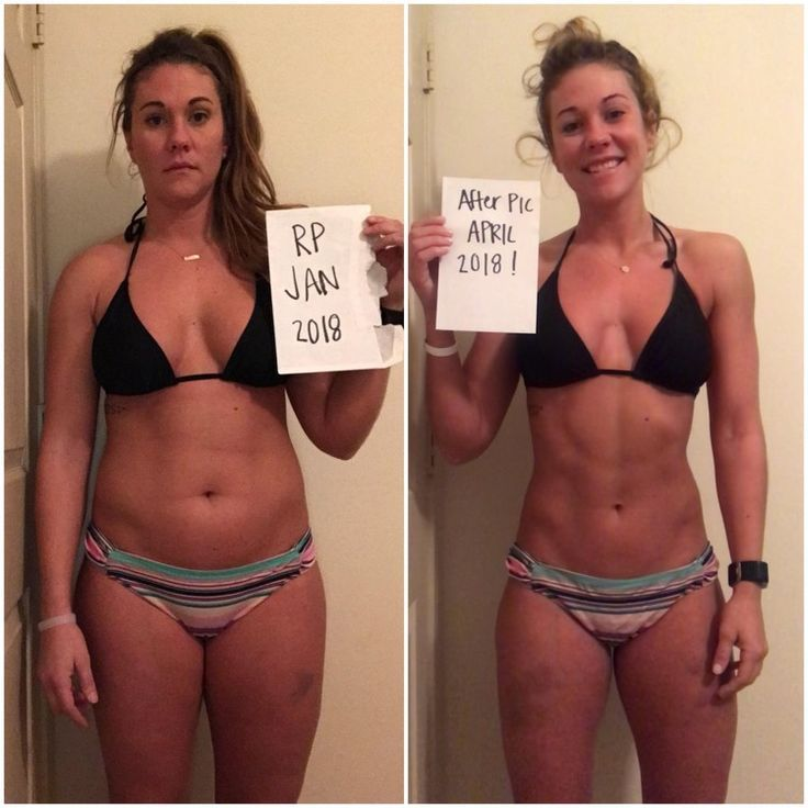 This Is the Nutrition Program That Helped Haley Drop 30 Pounds in 3 Months – Fitness Motivation
