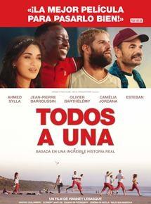 Todos A Una Dir Vianney Lebasque Interprets Ahmed Sylla Jean Pierre Darroussin Olivier Barthelemy Movie Posters Pierre Poster