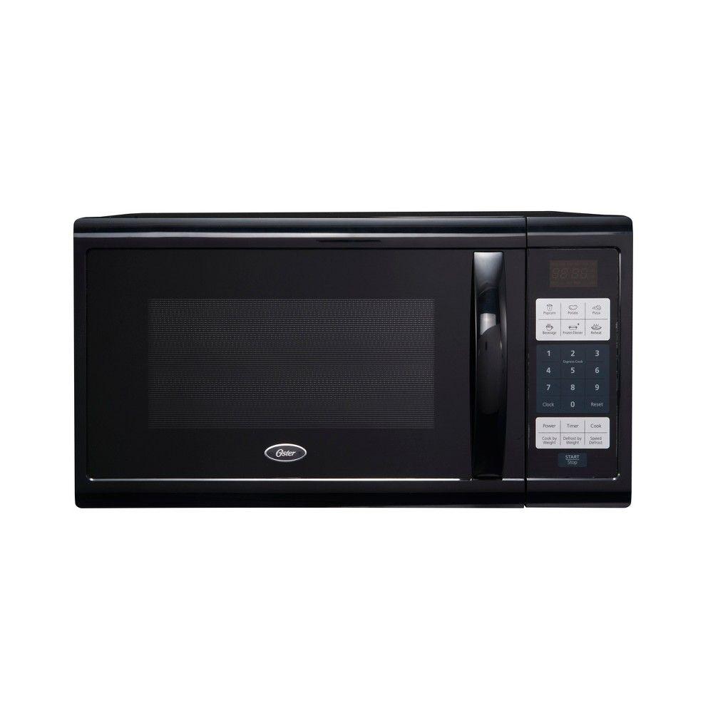Oster 1 1 Cu Ft 1000w Countertop Microwave Digital Microwave Microwave Oven Oster Microwave