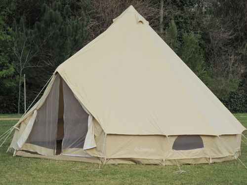 New Ultimate Bell Tent 500 aka Sibley Tent UK Tent Yurt and Teepee | eBay & New Ultimate Bell Tent 500 aka Sibley Tent UK Tent Yurt and Teepee ...