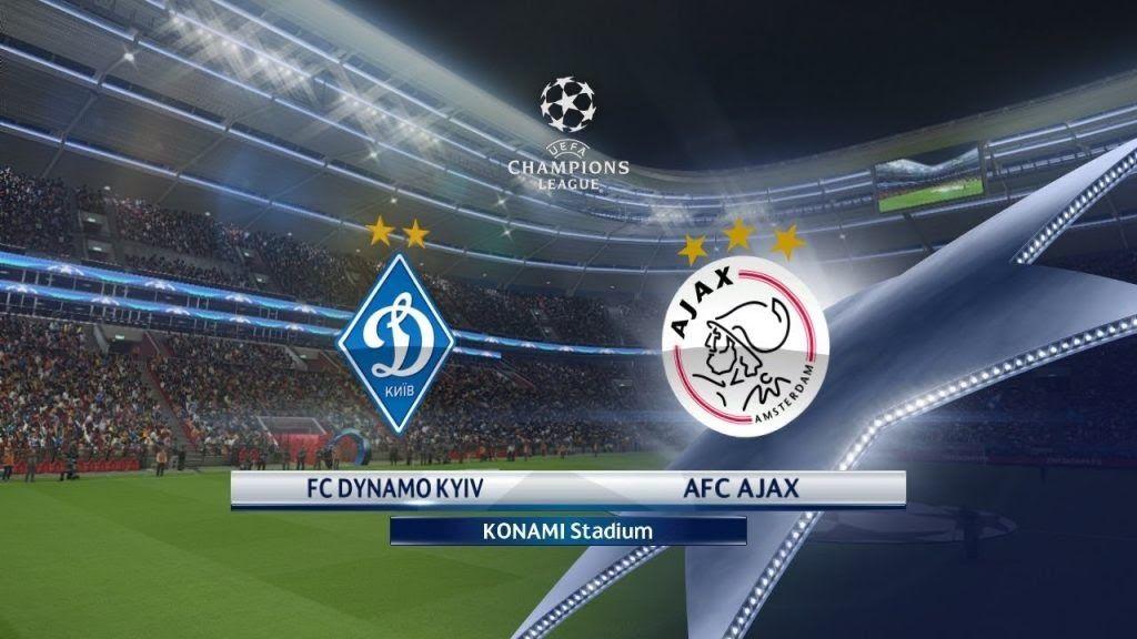 Uefa Cl Live Dynamo Kiev Vs Ajax Amsterdam Live Streaming Go Live Ajax Amsterdam V Dynamo Kiev Uefa Cl Sport Team Logos Juventus Logo Sports Team