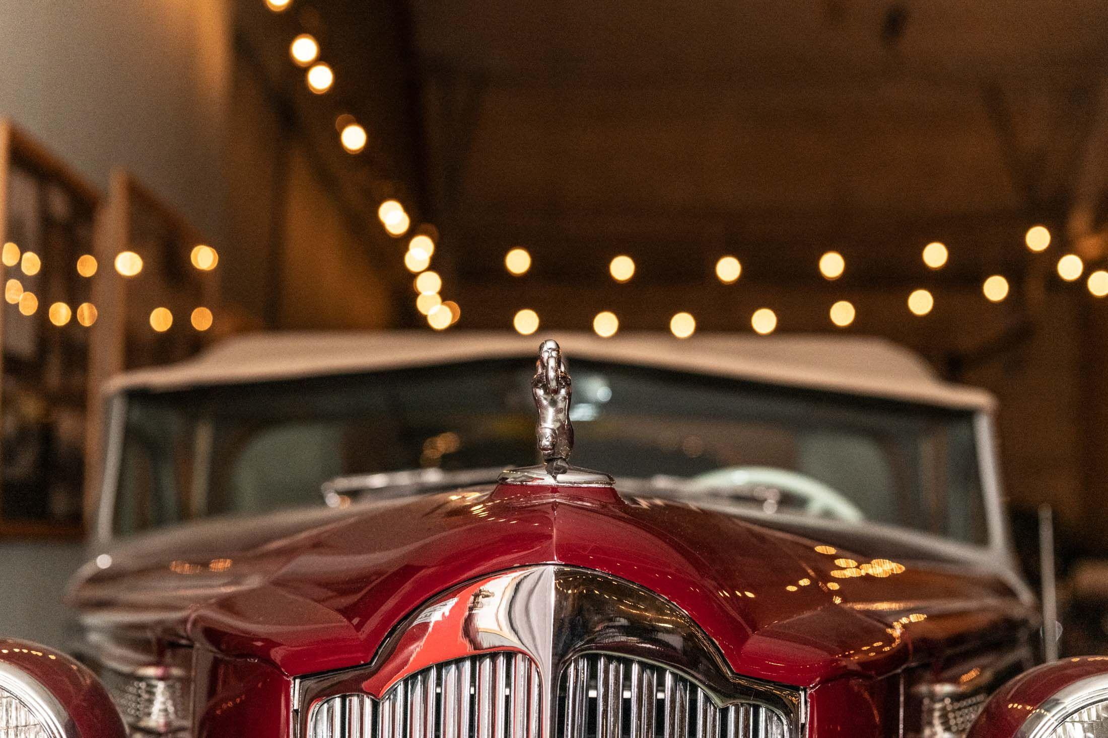 America's Packard Museum; Downtown Dayton Ohio wedding
