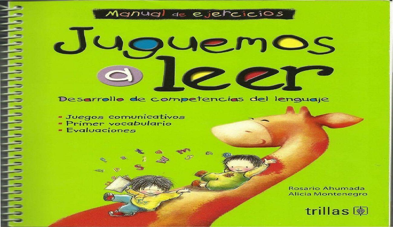 Libro De Apoyo Para Aprender A Leer Con Juegos Y Mas