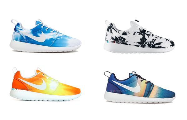 Nike Roshe Course Pack Impression Camo Pour Lautomne