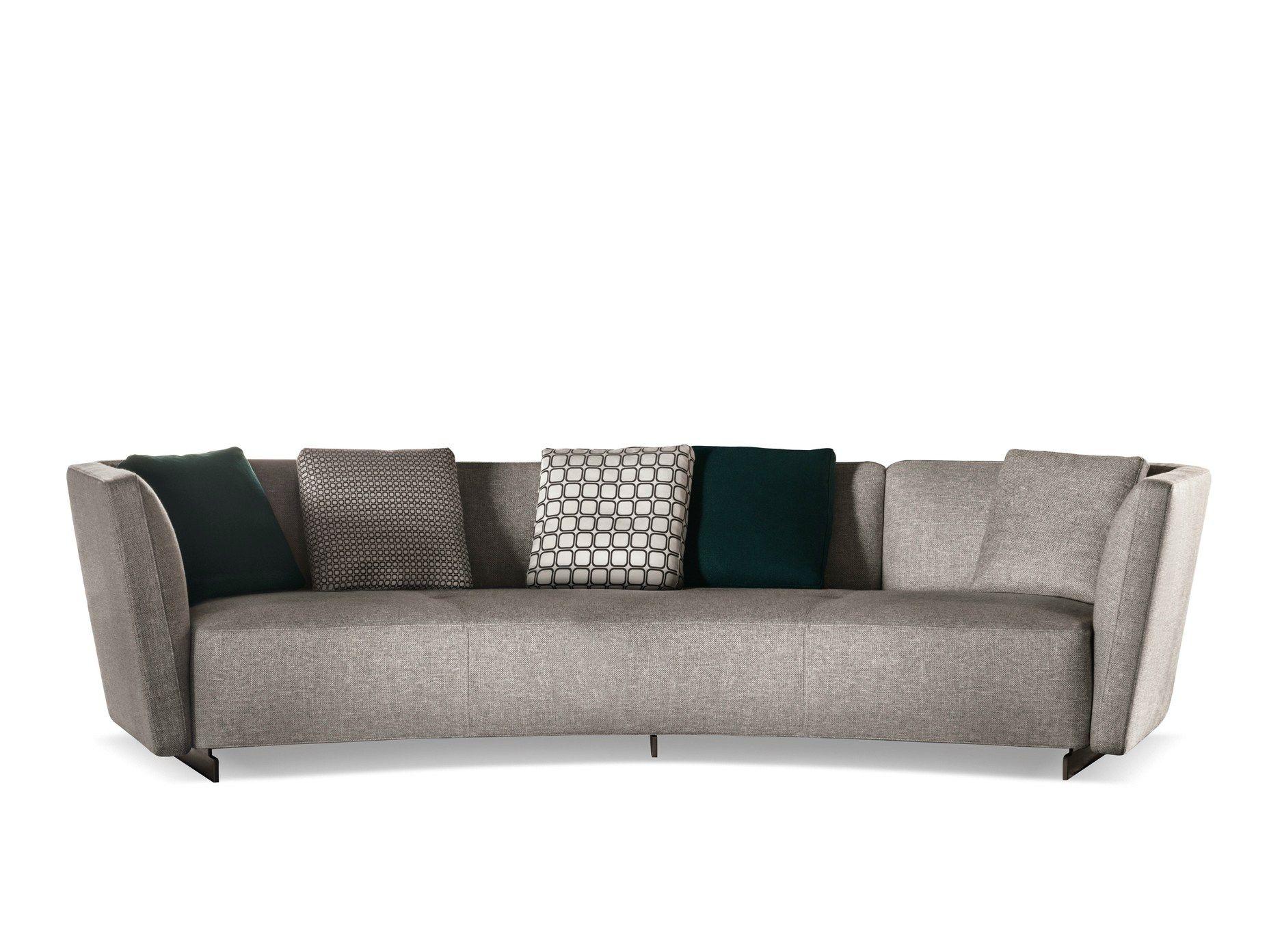 Seymour Seating System By Rodolfo Dordoni For Minotti Supreme Furniture Architecture Blog Round Sofa Sofa Design Upholstered Sofa