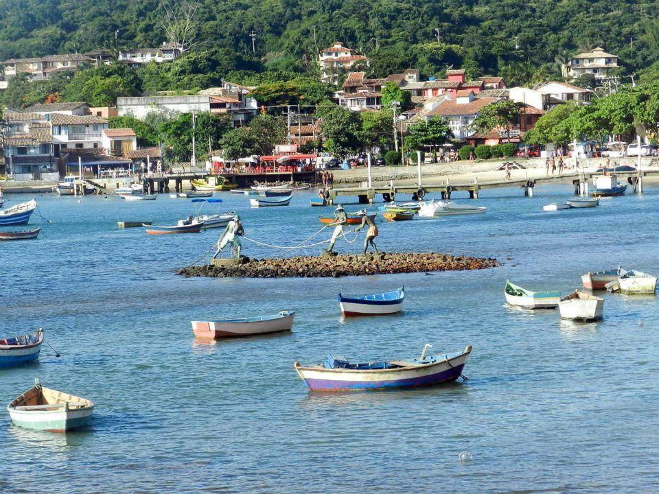 Azeda Beach In Buzios, Rio De Janeiro Stock Photo - Image