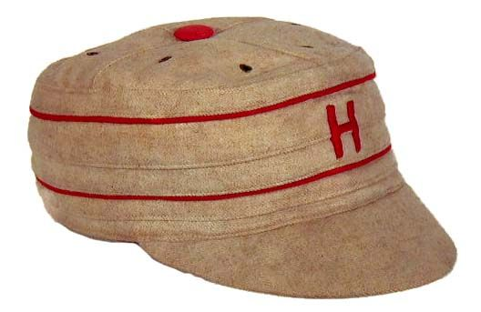 1896 Boston Style Cap Baseball Memorabilia Collector