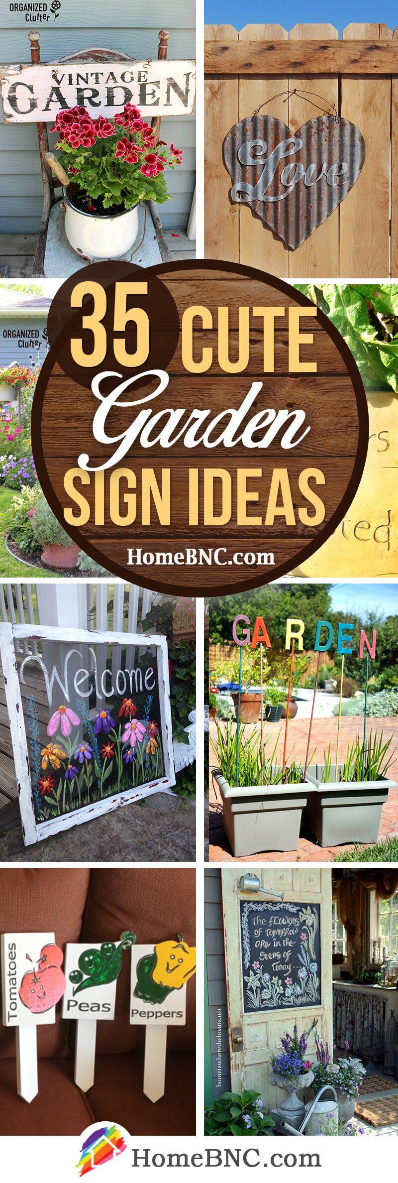 how to make diy yard signs