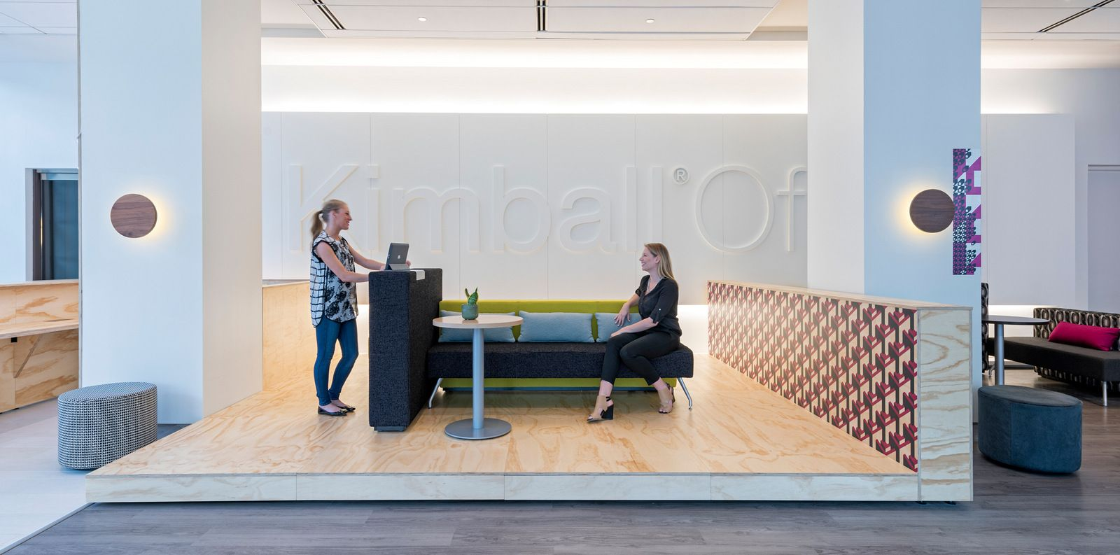 kimball office orders uber yelp. Kimball Office Orders Uber And Yelp For Chicago Showroom | Showroom, Studio