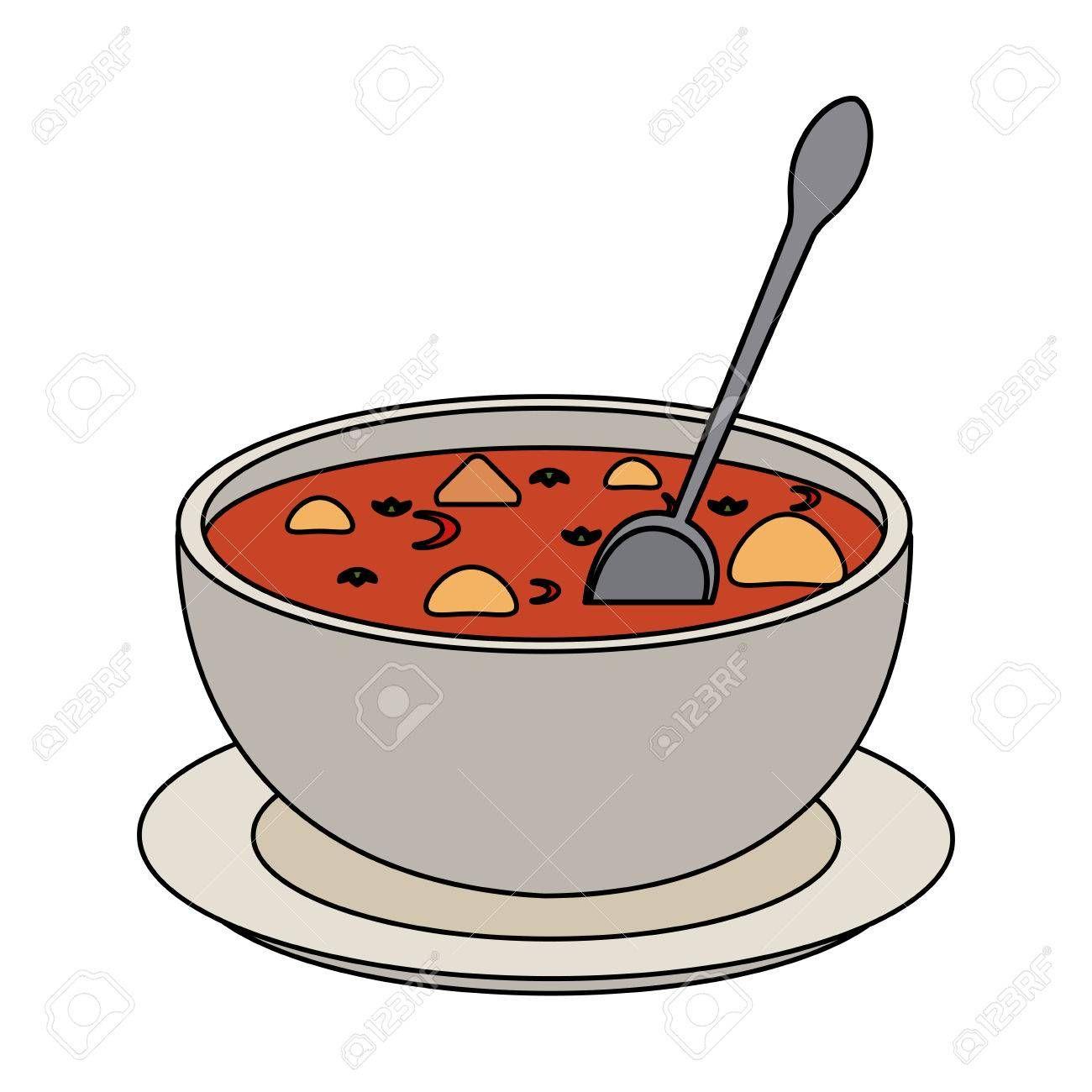 Soup Clip Art